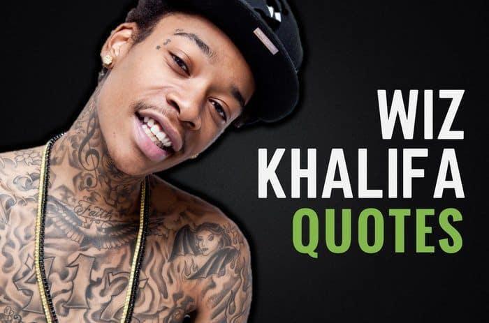 27 Inspiring Wiz Khalifa Quotes On Happiness