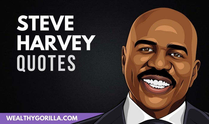 25 Steve Harvey Quotes About Relationships, Careers & Success