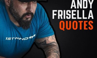 The Best Andy Frisella Quotes