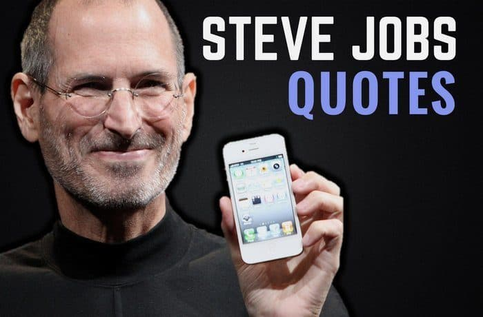 24 Inspirational Steve Jobs Quotes to Learn From