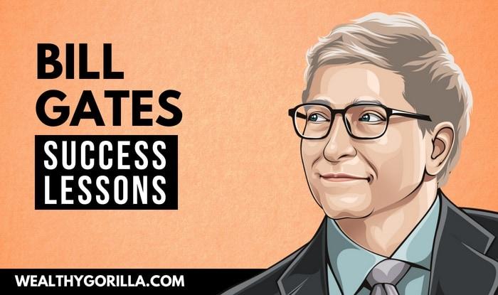 Bill Gates' Success Lessons