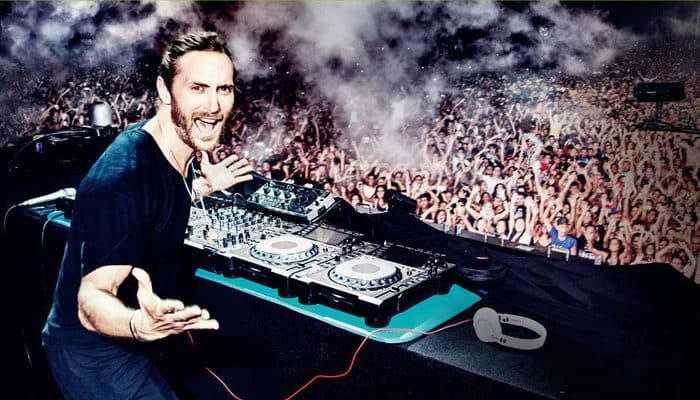 Richest DJ's - David Guetta