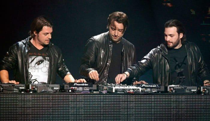 Richest DJ's - Swedish House Mafia