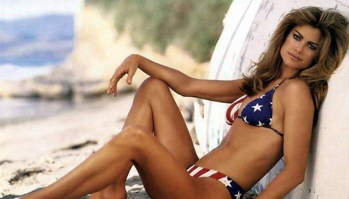 Richest Models - Kathy Ireland