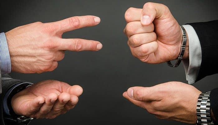 Rock Paper Scissors - Best Psychology Tricks