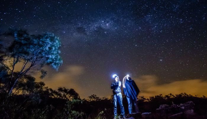 Shooting for the Stars - Best Psychology Tricks