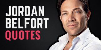 The Best Jordan Belfort Quotes