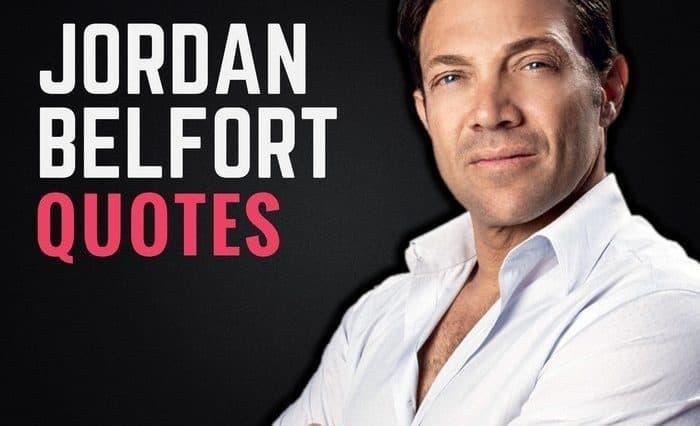 The Best Jordan Belfort Quotes