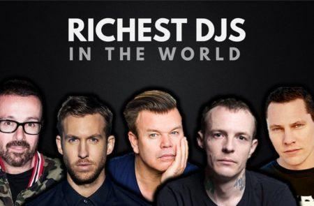 The Top 20 Richest DJs In World 2017