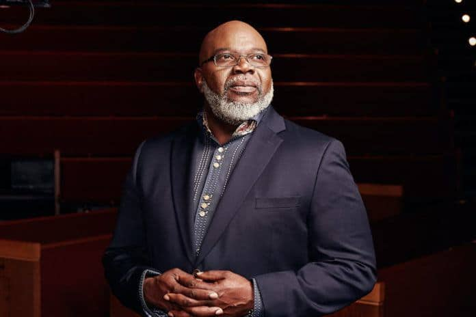 70 T.D. Jakes Quotes