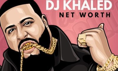 DJ Khaled's Net Worth