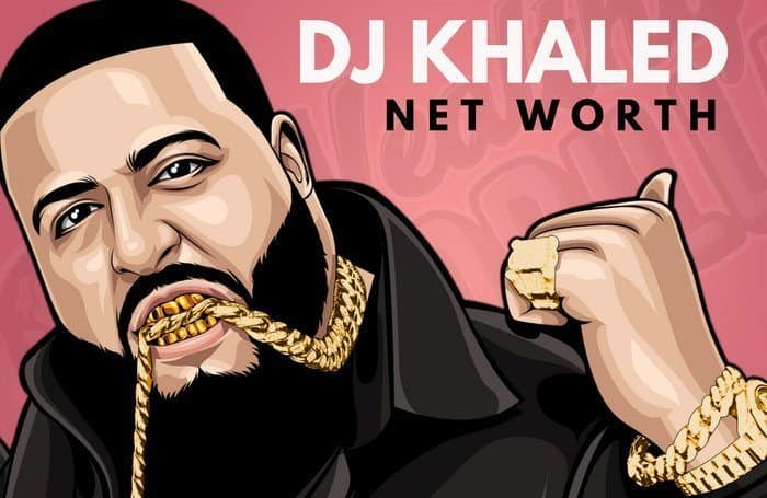 DJ Khaled's Net Worth