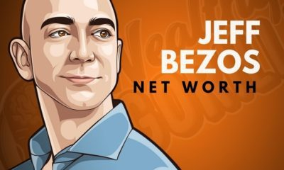 Jeff Bezos' Net Worth
