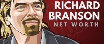 Richard Branson's Net Worth
