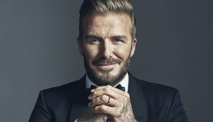 Richest Athletes - David Beckham