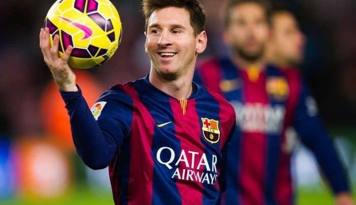 Richest Athletes - Lionel Messi