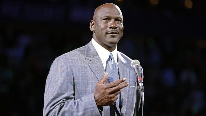 Richest Athletes - Michael Jordan