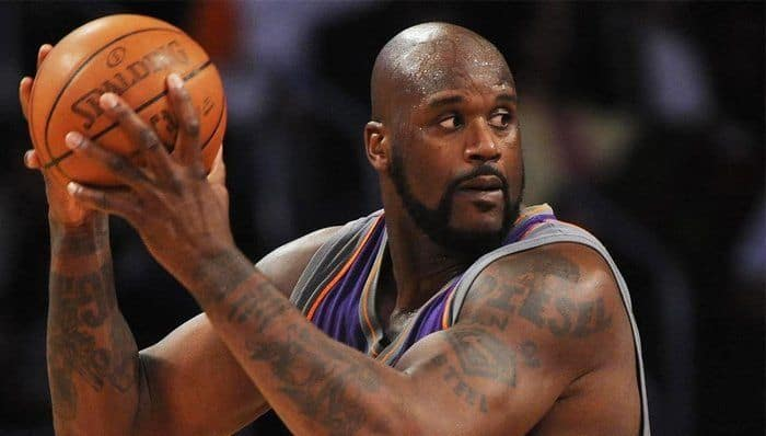 Richest Athletes - Shaquille O' Neal