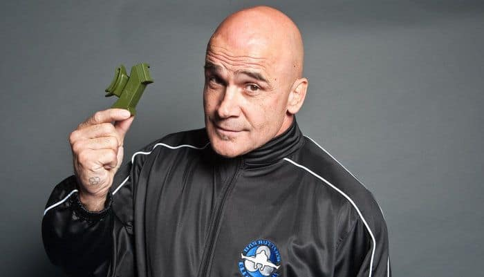 Richest MMA Fighters - Bas Rutten