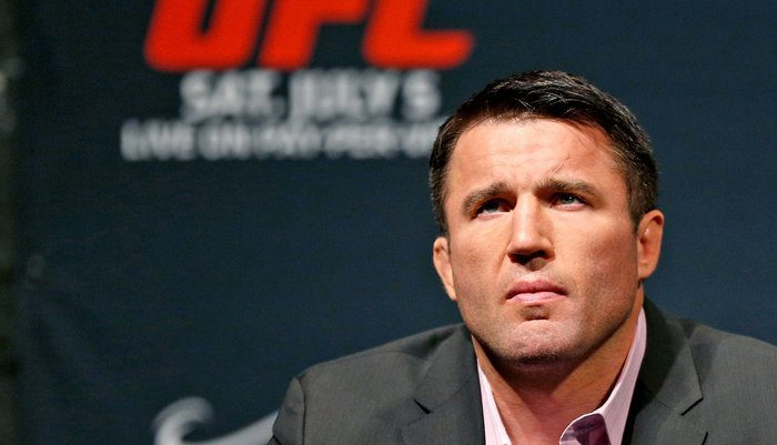 Richest MMA Fighters - Chael Sonnen