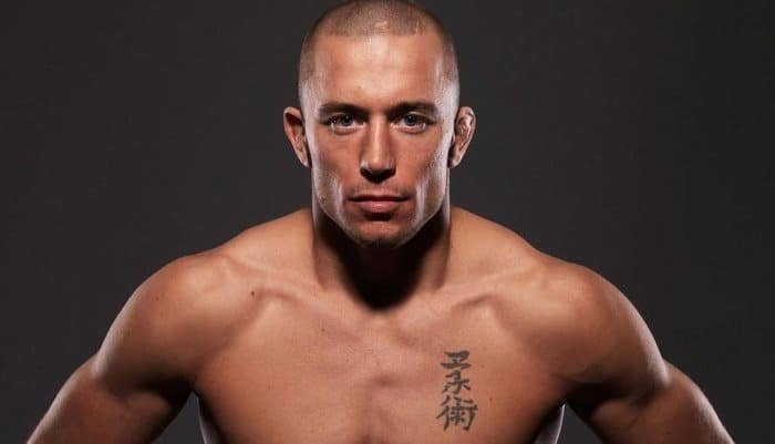Richest MMA Fighters - Georges St. Pierre