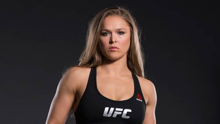 Richest MMA Fighters - Ronda Rousey