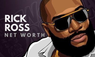 Rick Ross' Net Worth