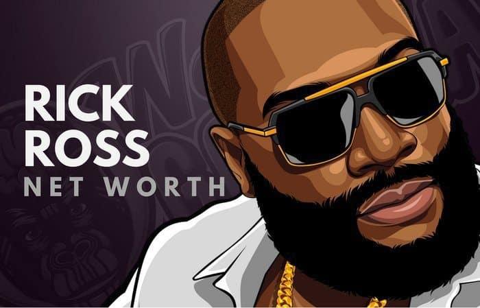 Rick Ross' Net Worth