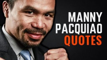 The Best Manny Pacquiao Quotes