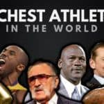 The Top 20 Richest Athletes in the World 2017