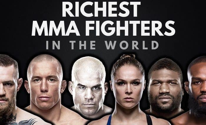 The Top 20 Richest MMA Fighters in the World 2017