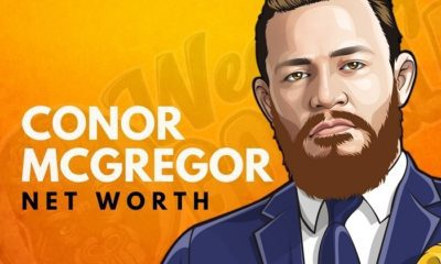 Conor Mcgregor's Net Worth