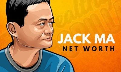 Jack Ma's Net Worth