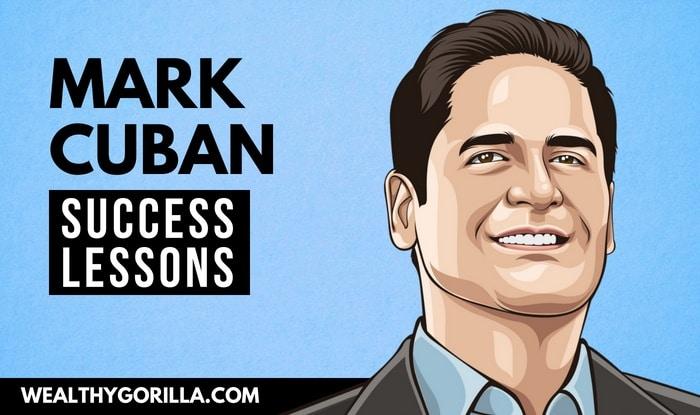 Mark Cuban's Success Lessons