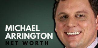 Michael Arrington Net Worth