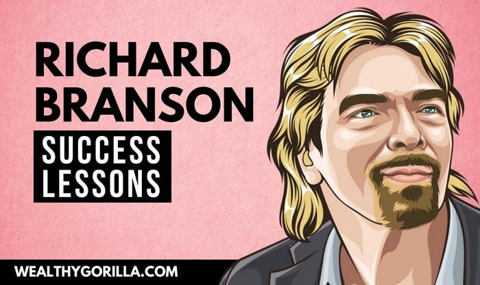 Richard Branson's Success Lessons