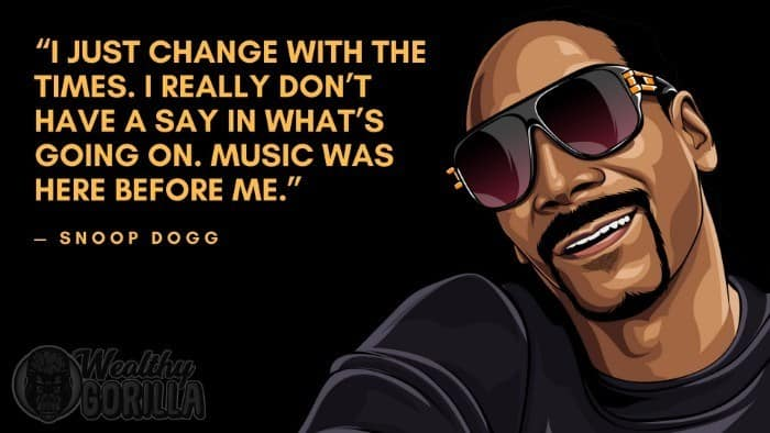 Best Snoop Dogg Quotes 6
