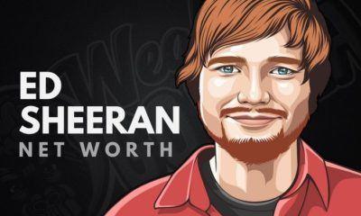 Ed Sheeran's Net Worth