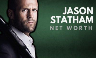 Jason Statham's Net Worth