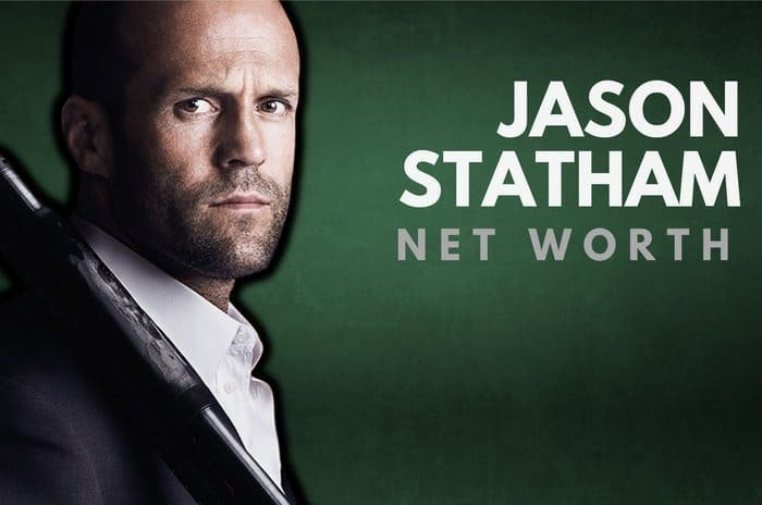 Jason Statham's Net Worth