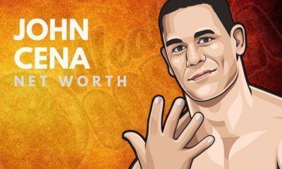 John Cena's Net Worth