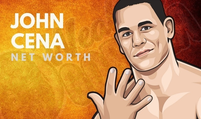 John Cena's Net Worth