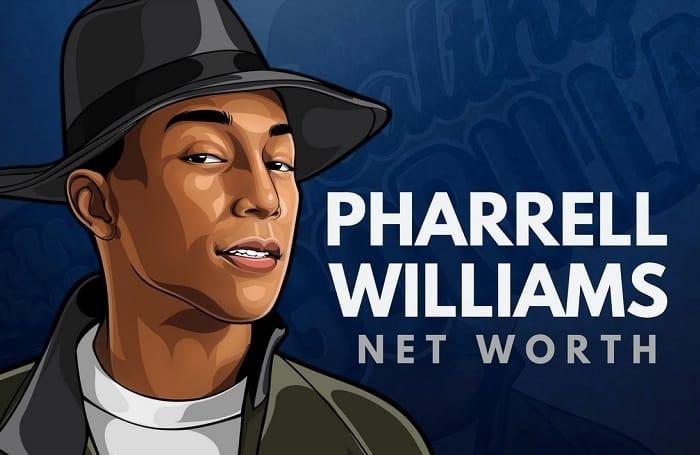 Pharrell Williams' Net Worth