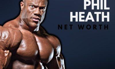 Phil Heath Net Worth