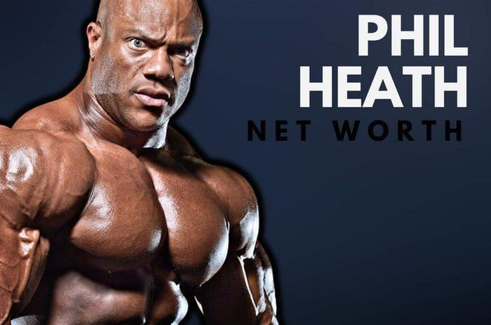 Phil Heath Net Worth