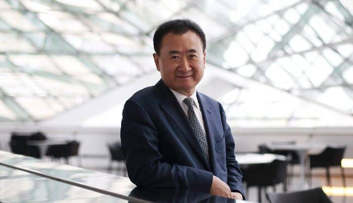Richest People in Asia - Wang Jianlin