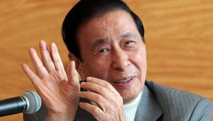 Richest People in Asia - Lee Shau-Kee