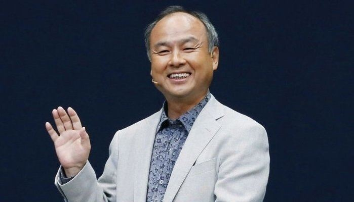 Richest People in Asia - Masayoshi Son