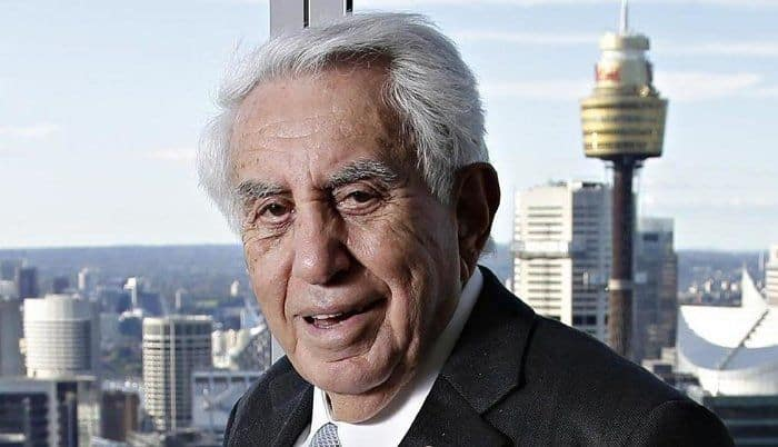 Richest People in Australia - Harry Triguboff