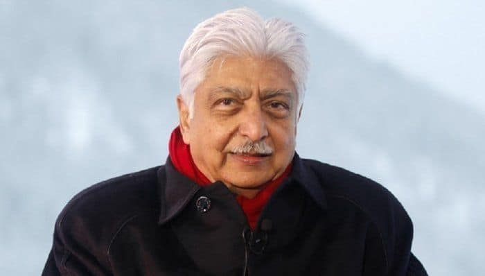 Richest People in India - Azim Premji